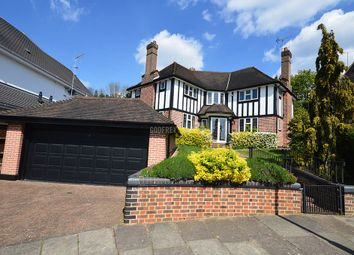Thumbnail 5 bedroom detached house to rent in Holmdene Avenue, London