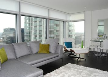 Thumbnail 2 bed flat to rent in Pan Peninsula Square, West Tower, Canary Wharf