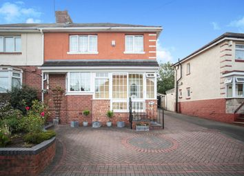 Thumbnail 3 bedroom semi-detached house for sale in Warley Hall Road, Oldbury