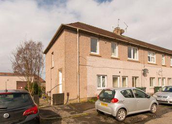 Thumbnail 2 bedroom flat for sale in 34 Clermiston Grove, Edinburgh