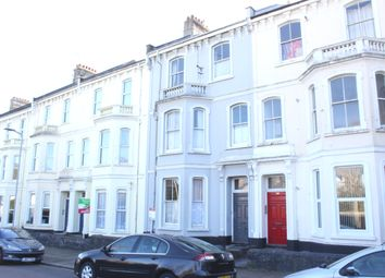 Thumbnail 6 bed terraced house for sale in Stuart Road, Stoke, Plymouth