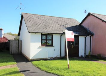 Thumbnail 1 bed terraced bungalow for sale in Shipley Close, South Brent