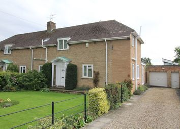 Thumbnail 3 bedroom semi-detached house for sale in Hailgate, Howden, Goole