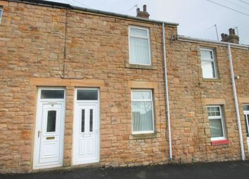 Thumbnail 2 bed property to rent in Constance Street, Consett