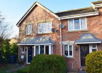 Thumbnail 3 bed end terrace house for sale in Celandine Way, Chippenham, Wiltshire