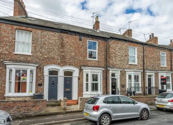 Thumbnail 3 bed terraced house for sale in Park Crescent, York