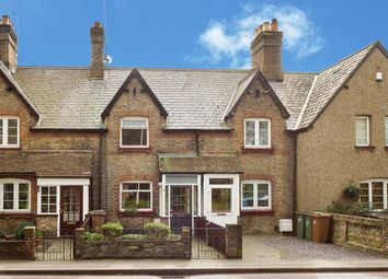 Thumbnail 2 bed terraced house for sale in Ewell Road, Cheam, Sutton
