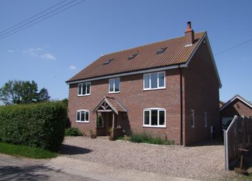 Thumbnail 5 bed detached house for sale in Castle Cottages, Lodge Road, Ilketshall St. John, Bungay