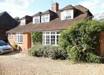 Thumbnail 3 bed cottage to rent in Milkingpen Lane, Old Basing, Nr Basingstoke, Hampshire