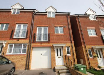 Thumbnail 1 bed town house to rent in Cottingham Drive, Pontprennau, Cardiff