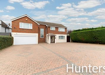 Thumbnail 5 bed detached house for sale in Highview, Cheam