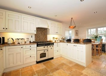Thumbnail 3 bedroom detached house to rent in Oak Hill Road, Stapleford Abbotts, Romford