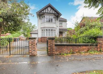 Thumbnail 4 bed detached house for sale in Edgeley Road, Edgeley, Stockport, Greater Manchester