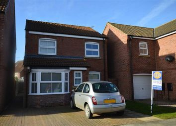 Thumbnail 3 bed detached house for sale in Swan Court, Hornsea, East Yorkshire