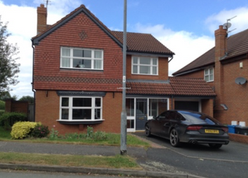 Thumbnail 4 bed detached house to rent in Old Farm Drive, Codsall, Wolverhampton