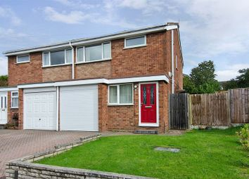 Thumbnail 3 bed semi-detached house to rent in Avon Road, Chasetown, Burntwood