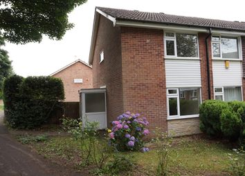 Thumbnail 2 bed end terrace house for sale in Cumbria Walk, Mickleover, Derby