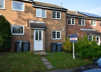 Thumbnail 2 bed terraced house to rent in Carr Avenue, Leiston