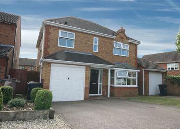 4 bed detached house for sale in Wickery Dene, Wootton Fields, Northampton NN4