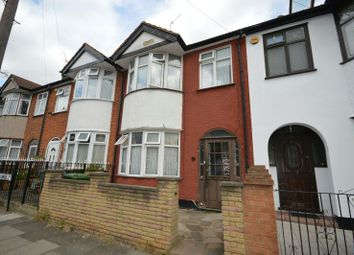 Thumbnail 3 bed terraced house for sale in Ravenhill Road, London