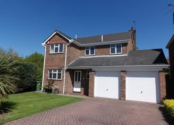 Thumbnail 4 bed detached house for sale in Cranmer Close, Billericay
