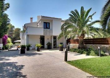 Thumbnail 4 bed semi-detached house for sale in Santa Ponsa, Balearic Islands, Spain