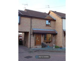 Thumbnail 2 bed terraced house to rent in Hoddesdon Crescent, Doncaster