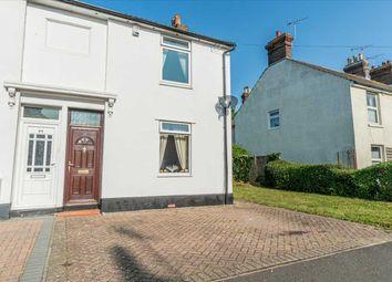 Thumbnail 3 bed semi-detached house for sale in Albemarle Road, Willesborough, Ashford, Kent