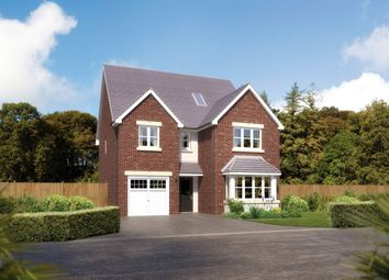 "Thumbnail 6 bed detached house for sale in ""Merrington"" at Padgbury Lane, Congleton"