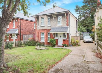 Thumbnail 3 bed detached house for sale in Charminster Road, Bournemouth
