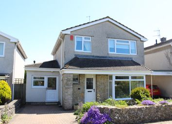 Thumbnail 3 bed detached house for sale in Heol-Y-Coed, Llantwit Major