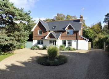 Thumbnail 4 bed detached house for sale in Shophouse Lane, Albury, Guildford