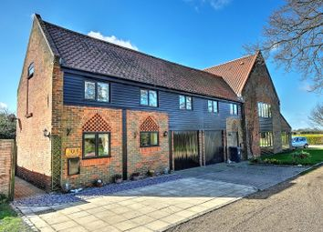 Thumbnail 2 bed barn conversion for sale in Wayford Road, Stalham