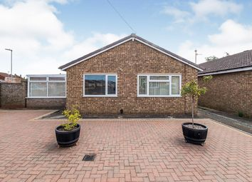 Thumbnail 2 bed detached bungalow for sale in Plover Road, Whittlesey, Peterborough