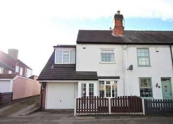Thumbnail 3 bedroom end terrace house for sale in Main Street, Newthorpe, Nottingham