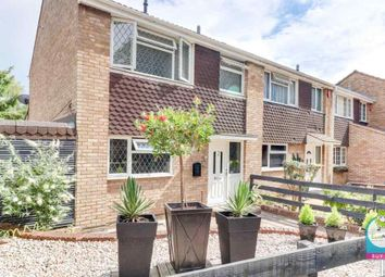 Thumbnail 3 bedroom end terrace house for sale in Seaford Close, Luton