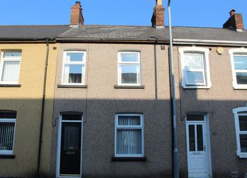 Thumbnail 3 bed terraced house for sale in Broad Street, Griffithstown, Pontypool