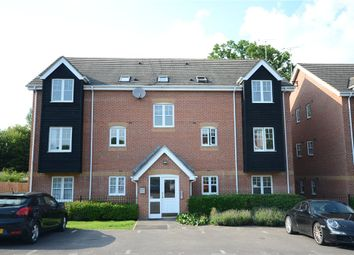 Thumbnail 2 bedroom flat for sale in Howell Close, Arborfield, Reading