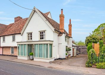 Thumbnail 3 bedroom end terrace house for sale in Bures, Sudbury, Suffolk