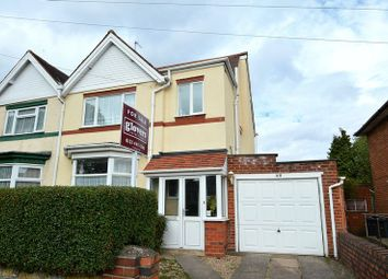 Thumbnail 3 bed semi-detached house for sale in Mossfield Road, Kings Heath, Birmingham