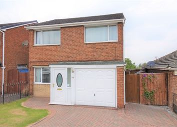 Thumbnail 3 bedroom detached house for sale in Churchill Road, Eston, Middlesbrough