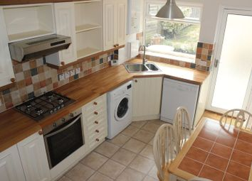 Thumbnail 2 bed terraced house to rent in Harvest Road, Englefield Green, Egham