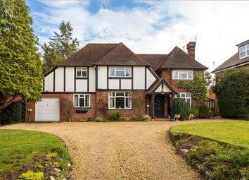 Thumbnail 5 bed detached house for sale in Dropmore Road, Burnham, Buckinghamshire