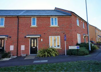 Thumbnail 2 bedroom terraced house for sale in Cromwell Crescent, Papworth Everard, Cambridge