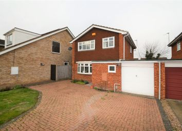 Thumbnail 3 bed detached house for sale in Ramworth Way, Aylesbury