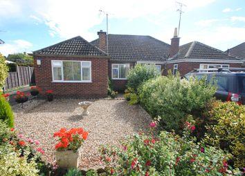Thumbnail 3 bed semi-detached bungalow for sale in Huntsmans Close, Bishops Cleeve, Cheltenham
