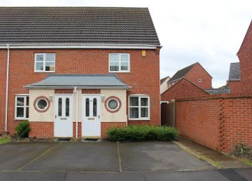 Thumbnail 2 bed terraced house for sale in Martin Crescent, Ruddington, Nottingham