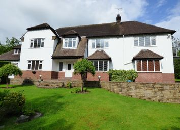 Thumbnail 5 bed detached house for sale in Woodlands Road, Disley, Stockport
