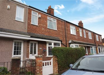 Thumbnail 2 bed terraced house for sale in Spring Bank, Grimsby