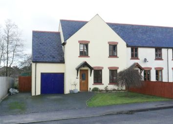 Thumbnail 4 bed end terrace house for sale in Bro'r Dderwen, Clynderwen, Pembrokeshire